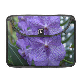 Gorgeous Purple Orchid Sleeve For MacBook Pro