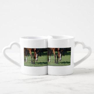Gorgeous Quarter Horse Couples Coffee Mug