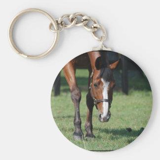 Gorgeous Quarter Horse Keychain