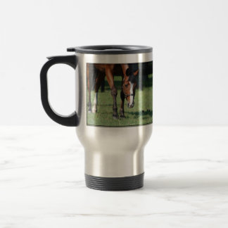 Gorgeous Quarter Horse Travel Mug
