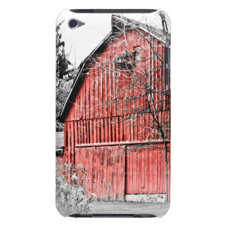 Gorgeous Red Barn iPod Case-Mate Cases