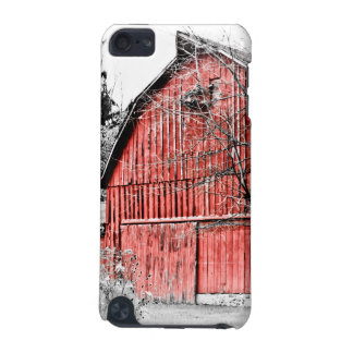 Gorgeous Red Barn iPod Touch (5th Generation) Case