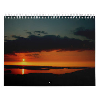 Gorgeous Scenic Calendar