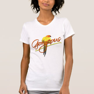 Gorgeous Sun Conure Women's TShirt
