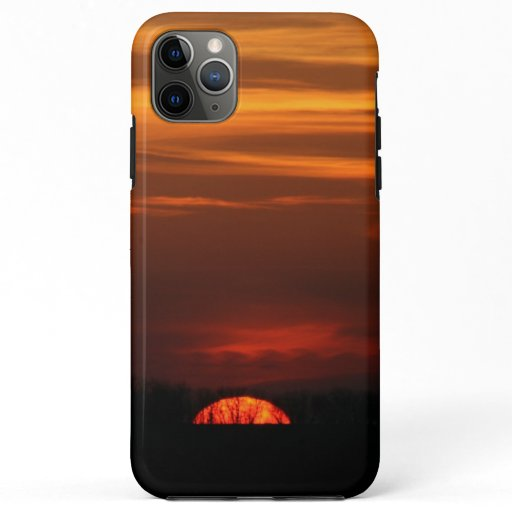 Gorgeous Sunset iPhone 11 Pro Max Case