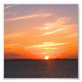 Gorgeous Sunset | Turks and Caicos Photo