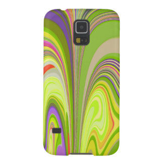 Gorgeous Swirls of Color Case For Galaxy S5