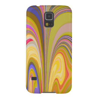Gorgeous Swirls of Color Galaxy S5 Cover