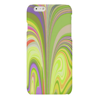 Gorgeous Swirls of Color Matte iPhone 6 Case