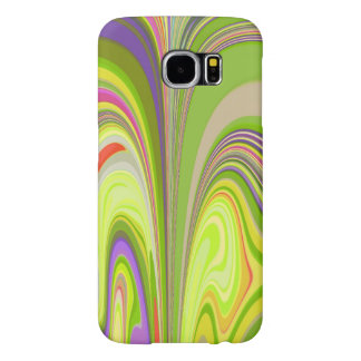 Gorgeous Swirls of Color Samsung Galaxy S6 Case