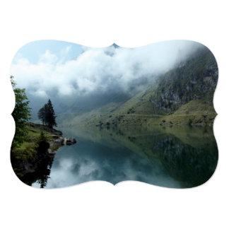 Gorgeous Switzerland 5x7 Paper Invitation Card