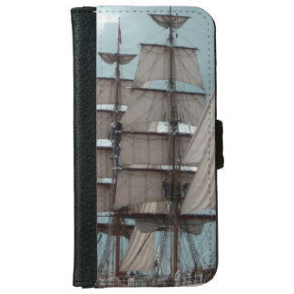 Gorgeous Tall Ship iPhone 6 Wallet Case