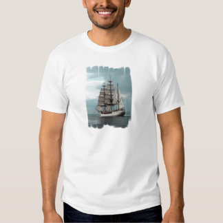 Gorgeous Tall Ship T-shirt