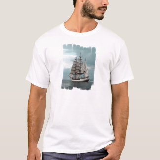 Gorgeous Tall Ship T-Shirt