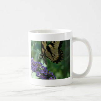 Gorgeous Tiger Swallowtail Butterfly Coffee Mug