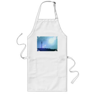 Gorgeous Towering Lighthouse Aprons