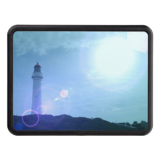 Gorgeous Towering Lighthouse Tow Hitch Cover