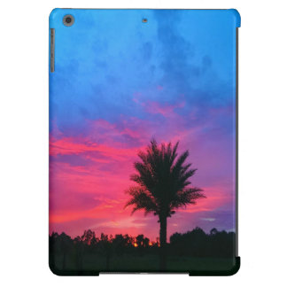 Gorgeous Tropical Sunset iPad Case