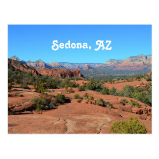Gorgeous Views of Sedona Postcard