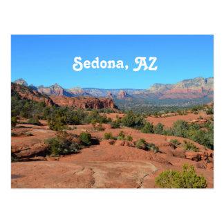 Gorgeous Views of Sedona Postcard