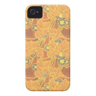 Gorgeous Vintage Floral iPhone 4 Case