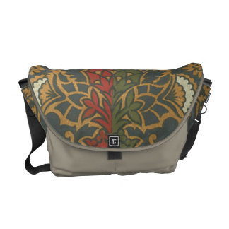 Gorgeous Vintage Historical Fabric messegner Bag Messenger Bags