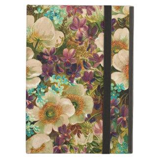 Gorgeous Vintage Mixed Floral iPad Air Case