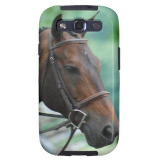 Gorgeous Warmblood Horse  Samsung Galaxy Case Samsung Galaxy SIII Cover