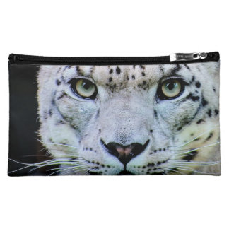 Gorgeous White Tiger Makeup Bag
