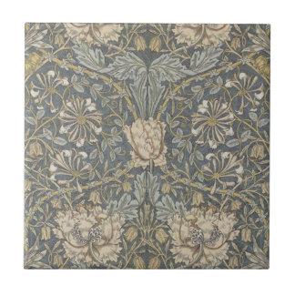 Gorgeous William Morris Pre Raphaelite Art Tile