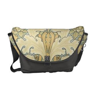 Gorgeous William Morris Pre+Raphaelite Floral Messenger Bag