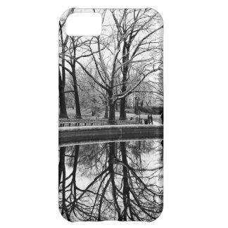 Gorgeous Winter Landscape in Central Park Case For iPhone 5C
