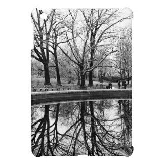 Gorgeous Winter Landscape in Central Park iPad Mini Cases