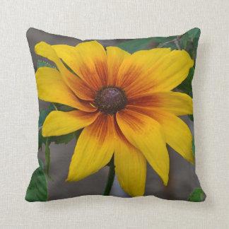 Gorgeous Yellow Flower Pillow