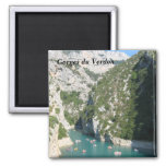 Gorges of the Verdon - Refrigerator Magnets