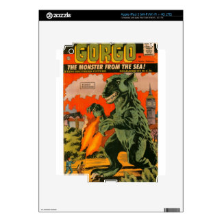 Gorgo the Monster from the Sea iPad 3 Skin