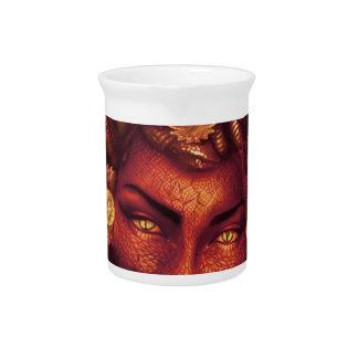 gorgon drink pitcher