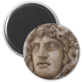 GORGON: El demonio de la mitología griega Imán Redondo 5 Cm
