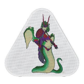 Gorgon Speaker, mythical woman serpent Speaker