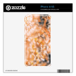 Gorgonian coral 2 skins for iPhone 4