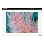 Gorgonian coral 3 skin for laptop