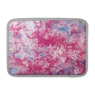 Gorgonian coral MacBook air sleeve