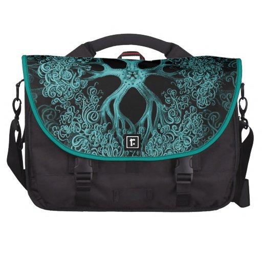 Gorgonocephalidae Aqua Commuter Bags