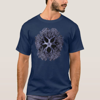 Gorgonocephalidae Blue T-Shirt