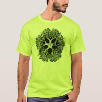 Gorgonocephalidae Green T-Shirt