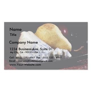 Gorgonzola Cheese Business Card