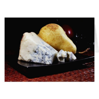 Gorgonzola Cheese Card
