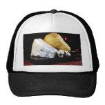 Gorgonzola Cheese Mesh Hat