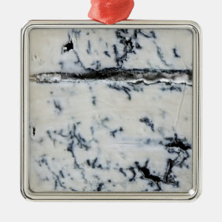 Gorgonzola Cheese Metal Ornament