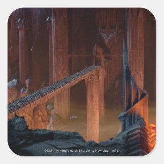 Gorgoroth Square Sticker